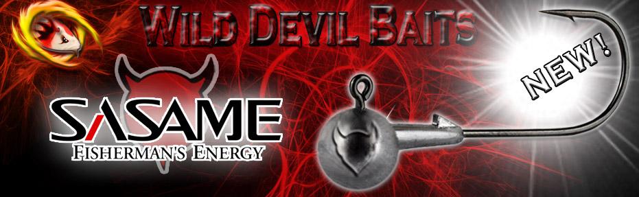 Wild Devil Baits Jighaken